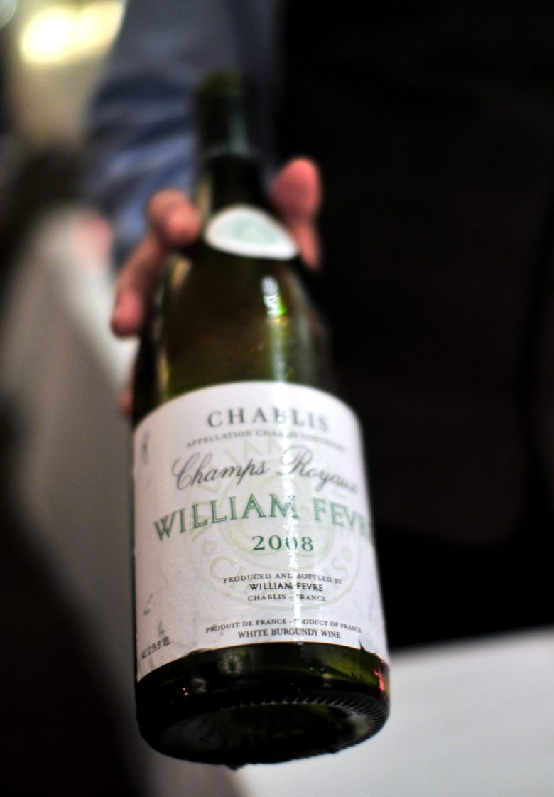 William Fevre Chablis, Champs Royaux, 2008