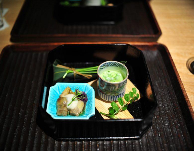 3rd Course: Vegetable Bento