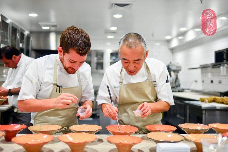 Poncho Vasquez and Morihiro Onodera