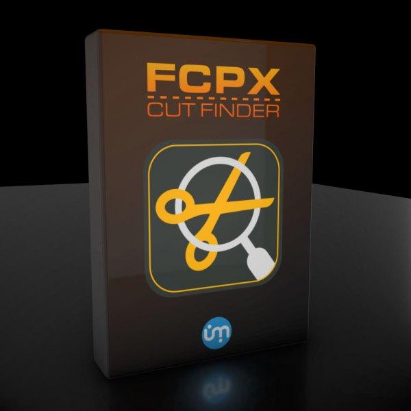 FCPX Cut Finder