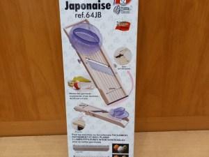 Mandoline japonaise – Benriner