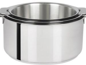 Série 3 casseroles Cristel MUTINE- Made in France