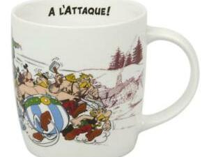 Mug Astérix et Obélix – Konitz- différents modèles