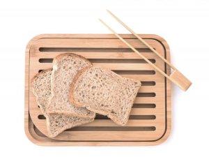 Planche à pain et pince – Pebbly