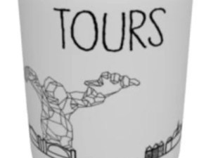 Mug Tours – Drawing the city
