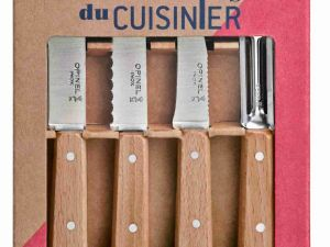 Coffret les essentiels – Opinel – made in France+Portugal