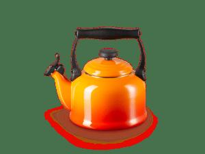 Bouilloire Tradition volcanique – Le Creuset