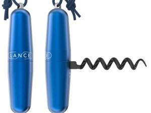 Tire bouchon avec cordon bleu – Lance
