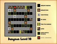 A dungeon