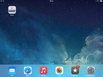 The app icon