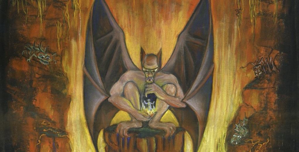 Check Out Helen Garriott's Original Cover Art for Ultima 3