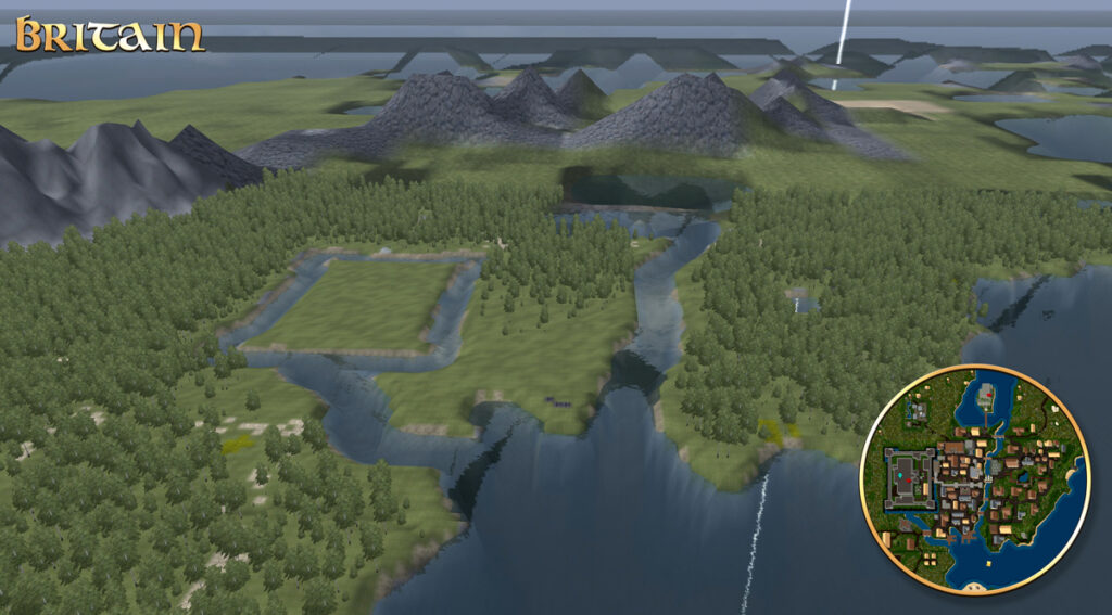 An Ultima Return Team Member Is Re-Creating Ultima Online's
