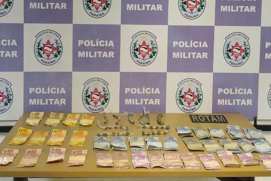 Polícia prende suspeitos de tráfico e captura foragido da Justiça na zona sul de João Pessoa
