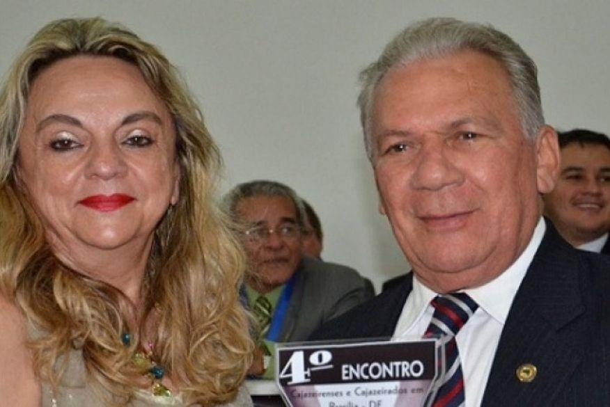 Doutora Paula denuncia que o marido, Zé Aldemir, usou R$ 200 mil da prefeitura de Cajazeiras para comprar carro para amante