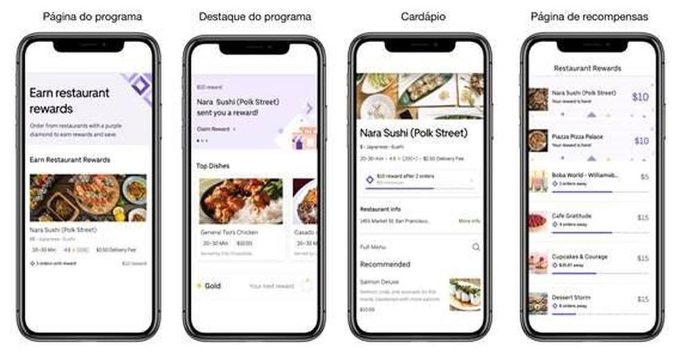 Uber Eats lança programa de fidelidade com descontos para delivery