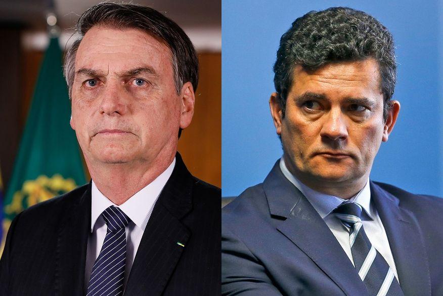 Pesquisa Veja: Bolsonaro é favorito da corrida eleitoral em 2022 com 29% e Sérgio Moro com 17,1%