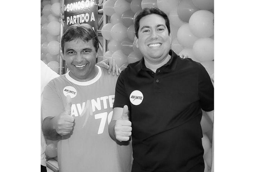 """Após testemunhar morte de Genival Matias, Felipe Leitão presta homenagem: """"perdi meu amigo, meu irmão"""""""