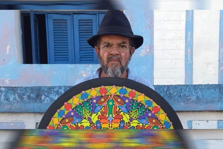 Morre artista plástico paraibano Ivo Maia, vítima da Covid-19