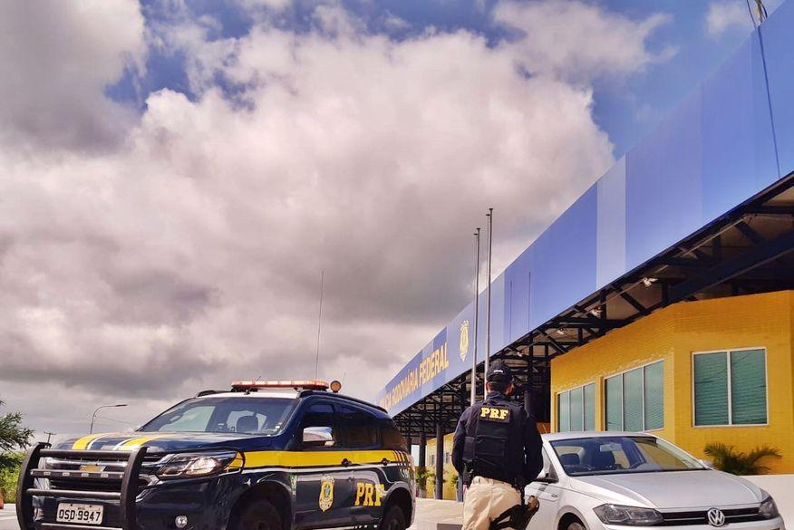 PRF recupera veículo de locadora com apropriação indébita avaliado em R$ 60 mil na Paraíba