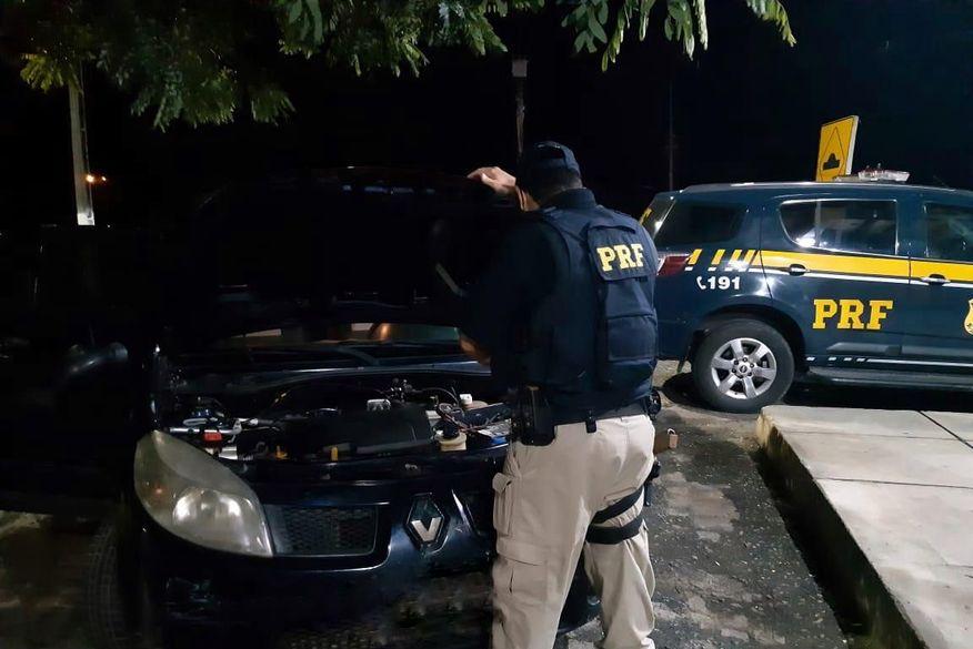 Veiculo roubado há sete anos no Rio Grande do Norte é recuperado na Paraíba