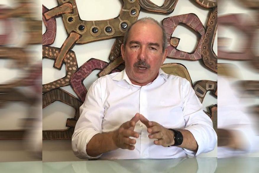 Antes da morte de Manoel da Lenha, vice-prefeito de Ingá tomou posse com aval da Câmara e protestos de populares