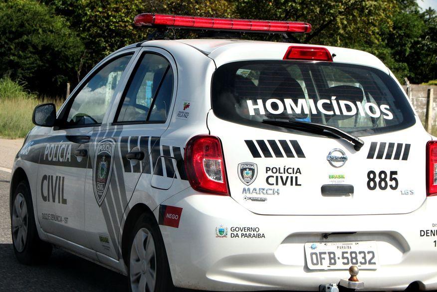 Polícia Civil prende três suspeitos e apreende adolescente da gangue da marcha ré em Sapé