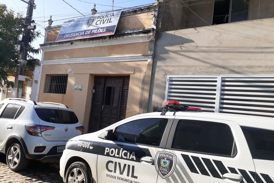 Polícia Civil prende três homens suspeitos de homicídio em Pilões