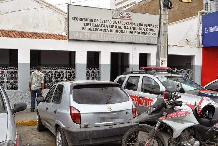 Idoso é preso suspeito de tentar atear fogo na esposa no Sertão da Paraíba