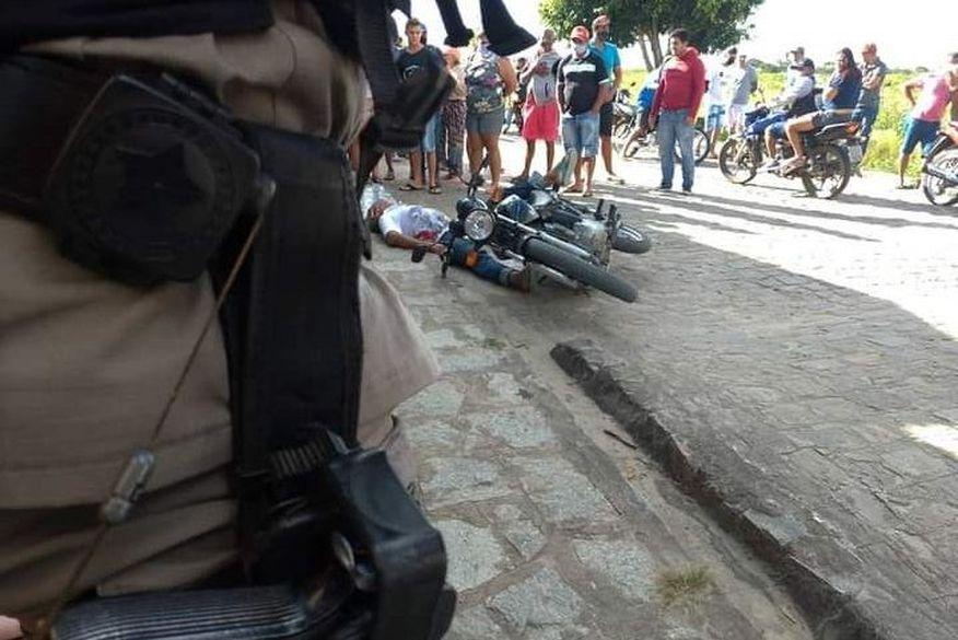 Homem é assassinado a golpes de faca no município de Solânea, na Paraíba, neste sábado