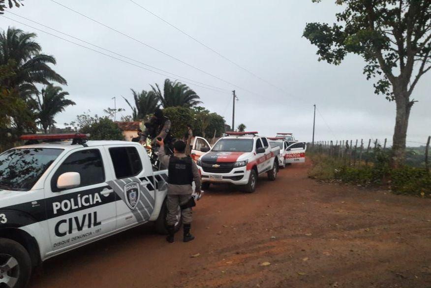 Homem é preso e veículos são apreendidos em Operação de combate ao furto de gado no Agreste da Paraíba