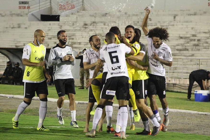 Após final de 1 x 0, Treze conquista o Campeonato Paraibano pela primeira vez em nove anos