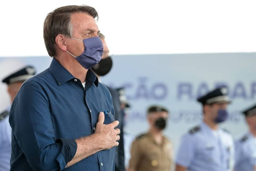 Bolsonaro sanciona, com vetos, lei que flexibiliza ano letivo