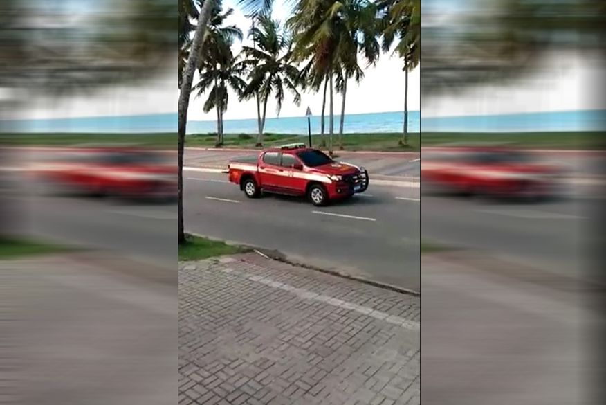 Casal fica ferido após veículo capotar em rodovia da Paraíba