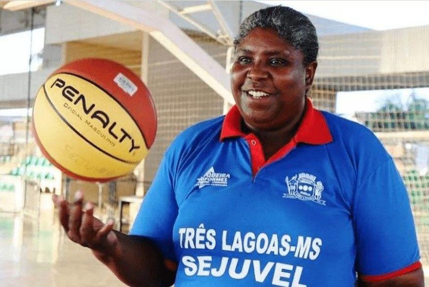 Morre de Covid Ruth, campeã mundial de basquete com o Brasil, aos 52