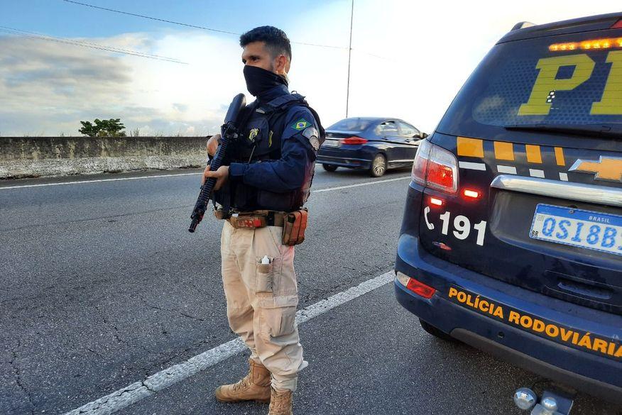 PRF registra mais de 700 infrações de trânsito durante Operação São João na Paraíba