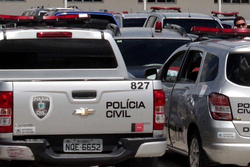 Polícia Civil prende foragido da Justiça condenado a 42 anos de prisão no Sertão da Paraíba