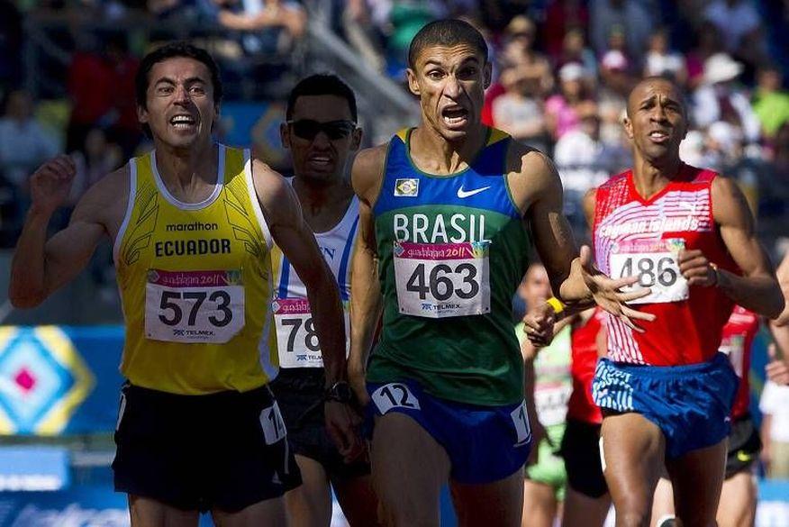 Ouro no Pan de 2011, corredor Leandro Prates morre aos 39 anos