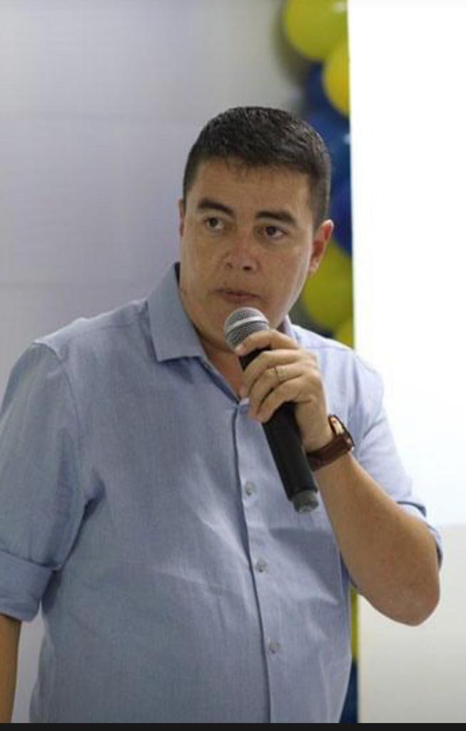 Presidente do PSDB de Cabedelo, Haenell Farias, assume a Secretaria Municipal de Turismo.