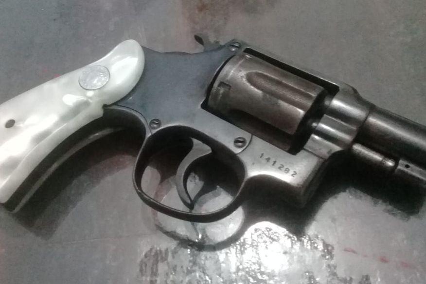 """Polícia prende em Gurinhém homem que adquiriu arma para """"defesa contra ameaças"""""""