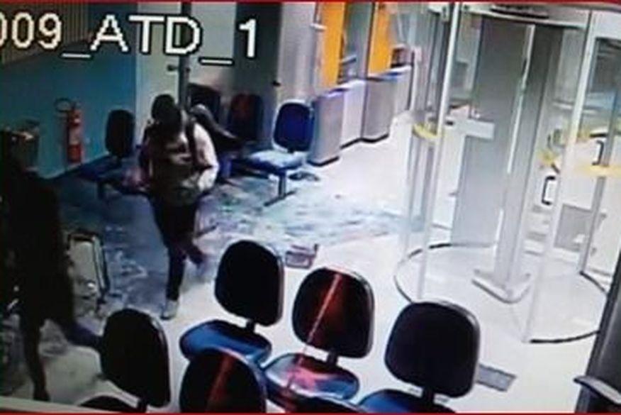 PRF e Polícia Civil prendem em Campina Grande suspeito de assaltar bancos na Bahia