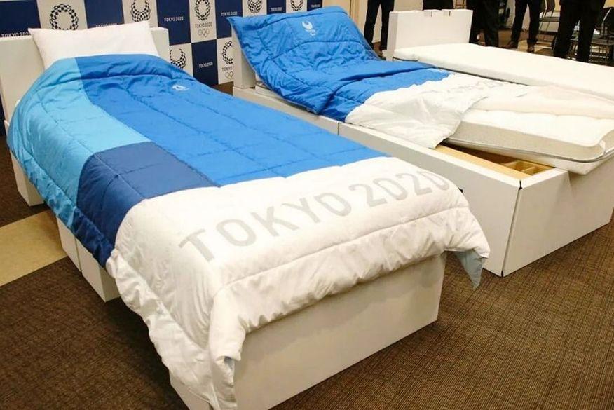 Olimpíadas querem evitar sexo entre atletas adotando camas de papelão nos quartos
