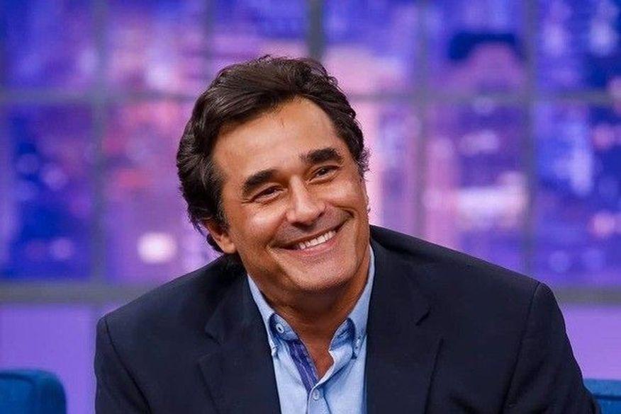 'Bem melhor', diz mãe sobre estado saúde de Luciano Szafir internado por Covid