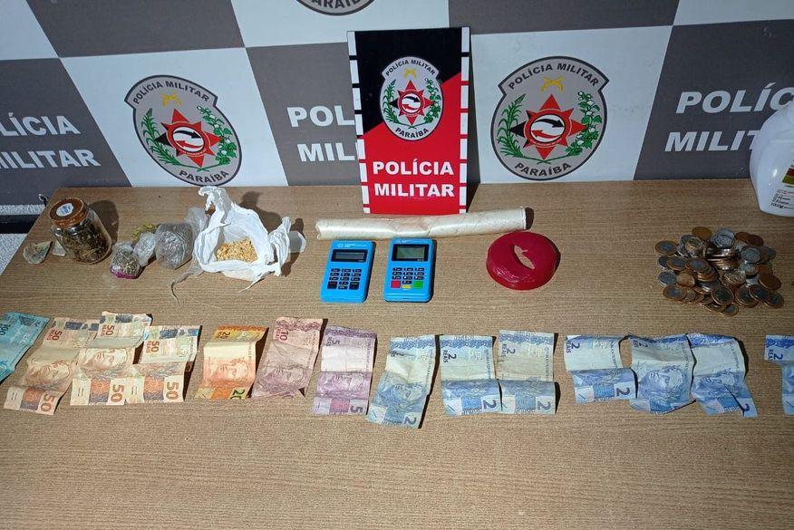 Polícia prende foragido da Justiça que estaria atuando no tráfico de drogas em João Pessoa
