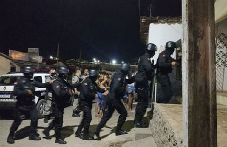 Seis pessoas são presas suspeitas de integrar facção criminosa no Litoral Norte da Paraíba