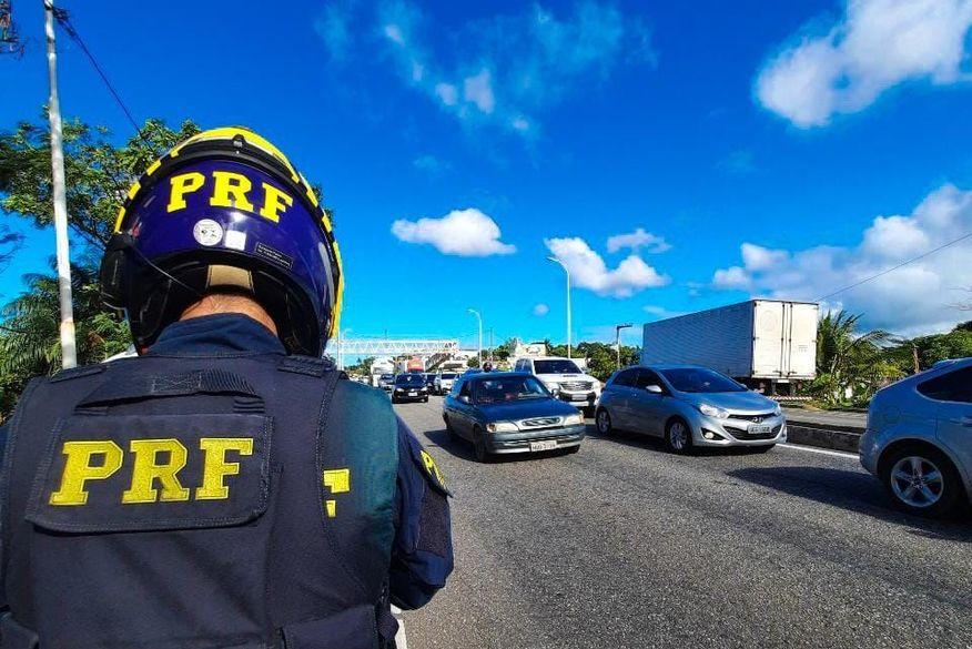 Operação Nossa Senhora Aparecida 2021: PRF registra quase mil infrações nas rodovias da Paraíba