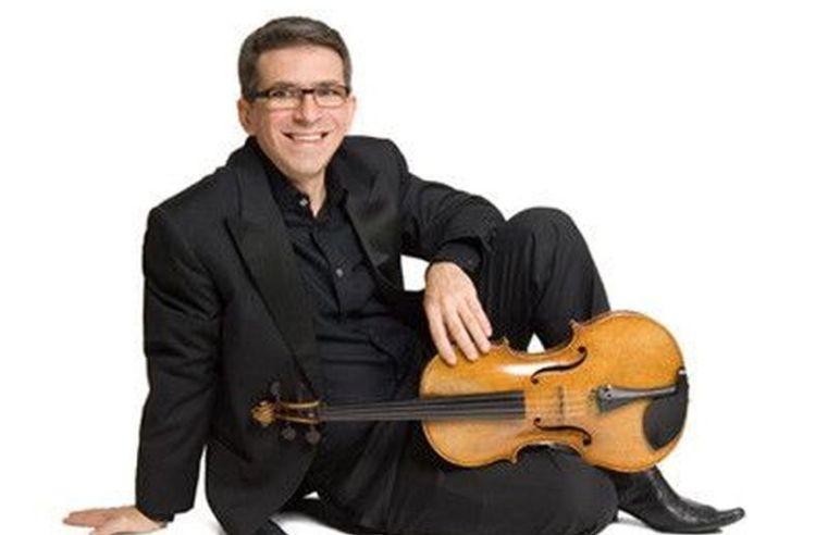 Orquestra Sinfônica apresenta violista Ricardo Pellegrino nesta quinta-feira em João Pessoa
