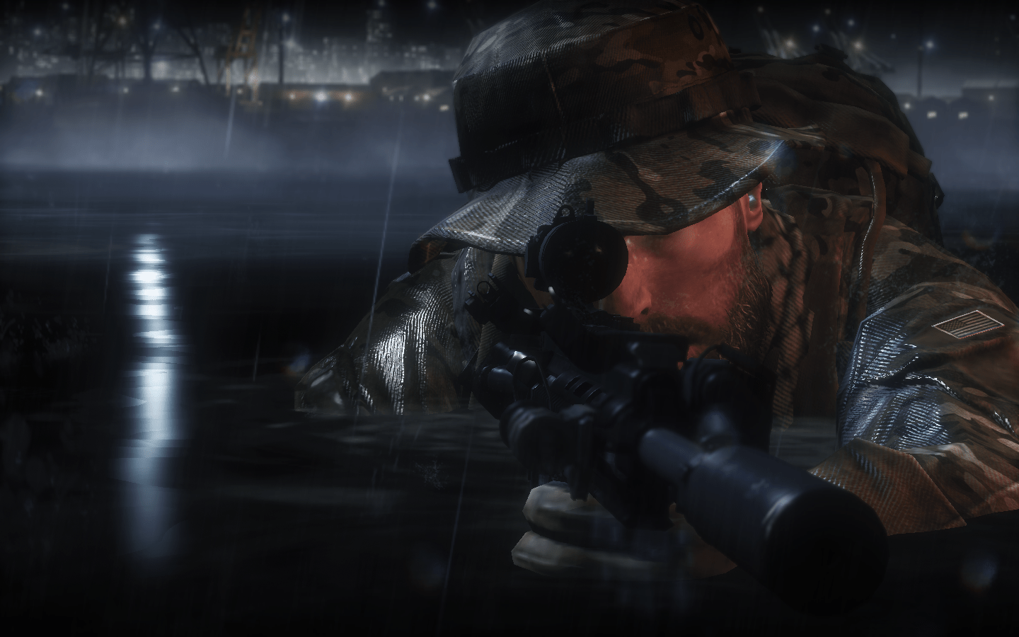 Medal of Honor Warfighter Gameplay Screenshots 1