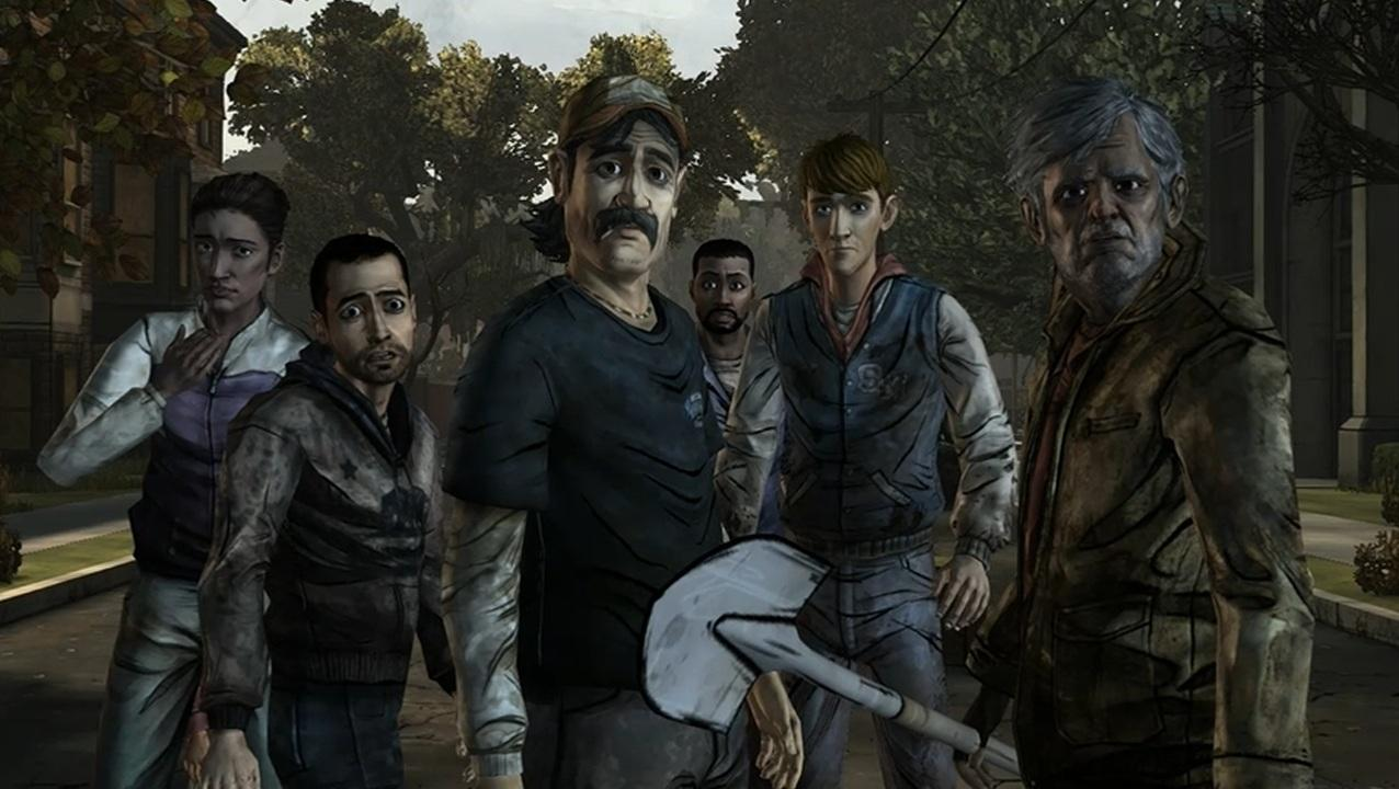 The Walking Dead Episodio 4
