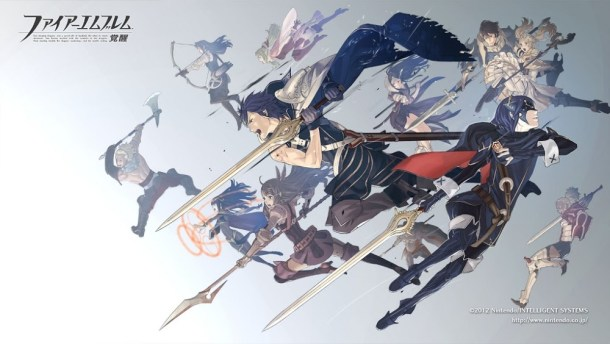 Fire Emblem Awakening Wallpaper