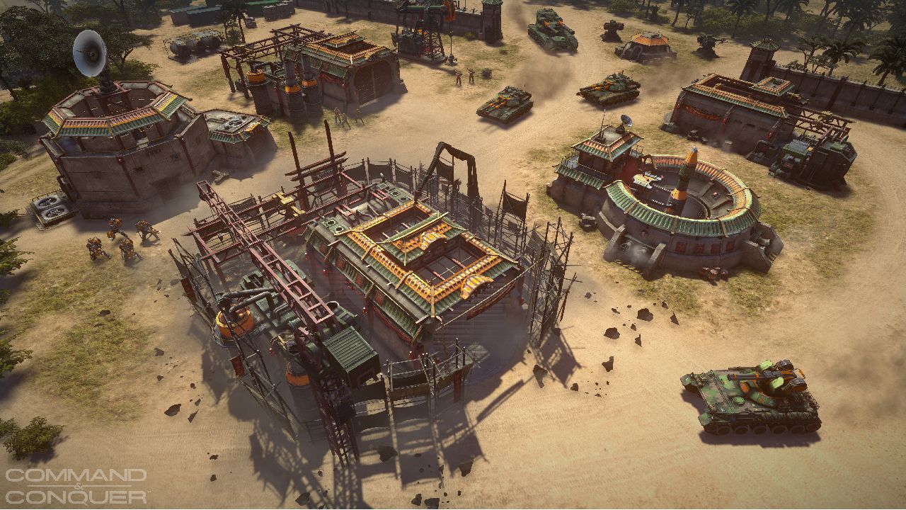 command and conquer 2013